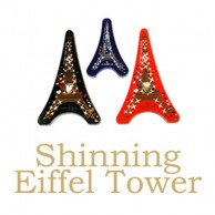 Shinning Eiffel Tower